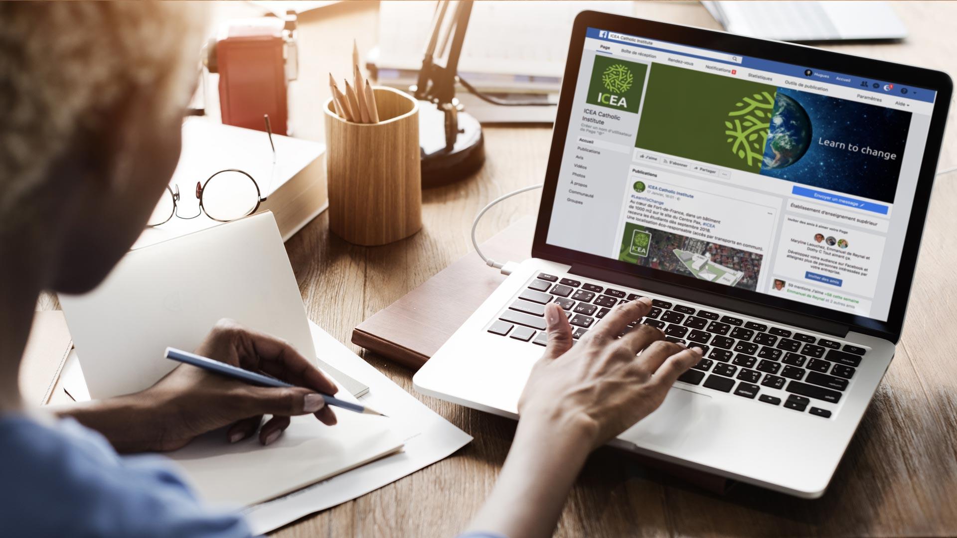 Portfilio ICEA réalisation havas c'direct Agence Conseil Communication Publicité Développement Web
