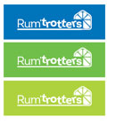 Rumtrotters Logos mobile Declinaisons